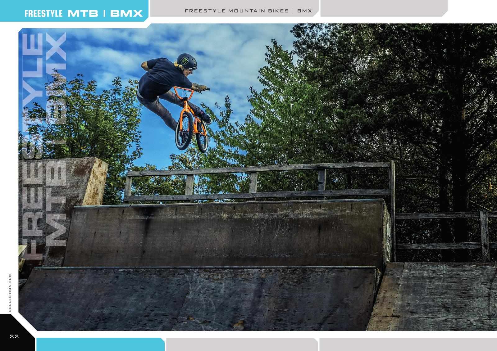 Freestyle MTB | BMX - freestyle mountain bikes | BMX