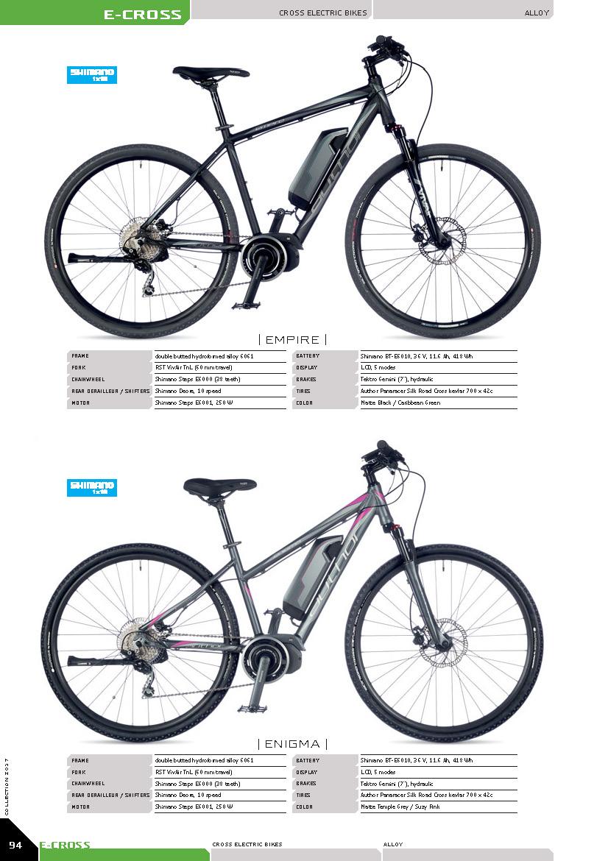 Author 2017 bike catalog - Author bicycles