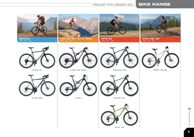 Author 2019 bike catalog - Author bicycles
