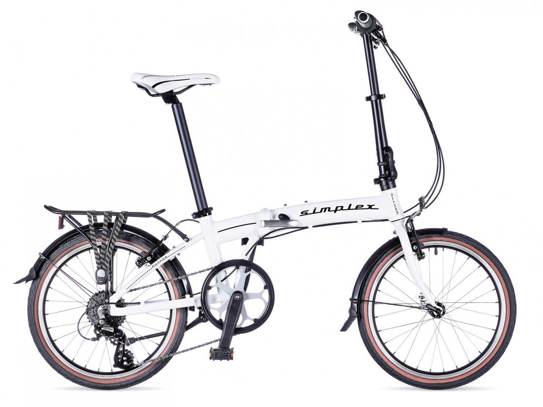 AUTHOR Bicycle Simplex 2014